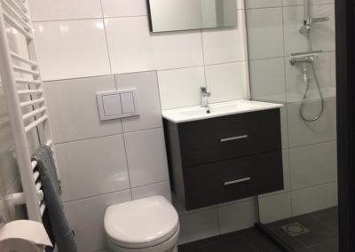 paerdestal badkamer