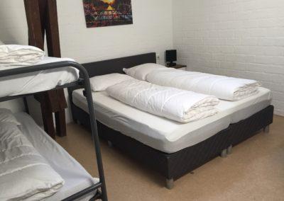 Hooischuur slaapkamer 2